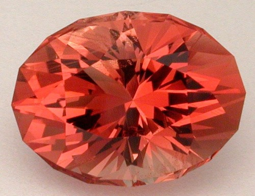 faceted oregon sunstone