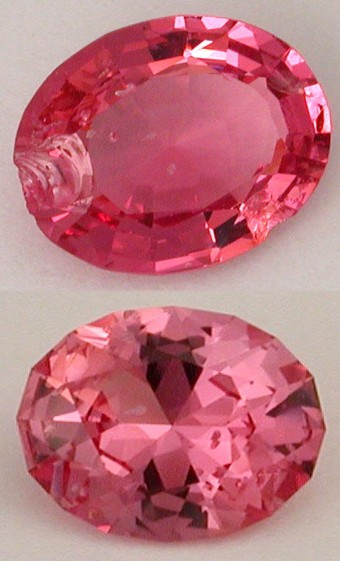 spinel gem repair cutting