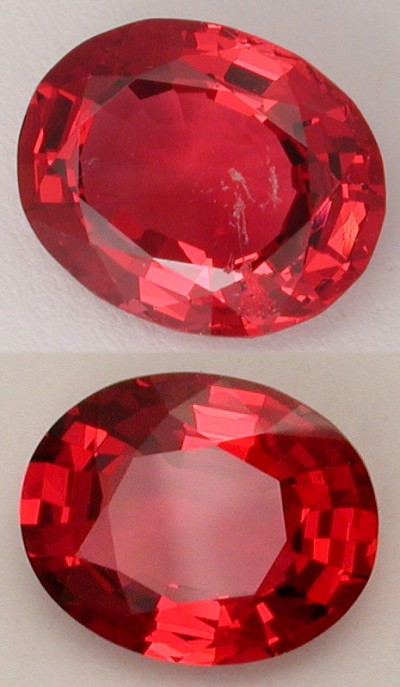 repair spinel gemstone