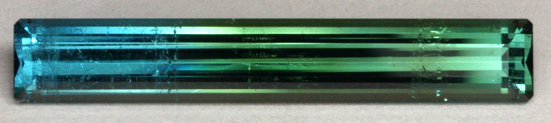 tourmaline bicolor